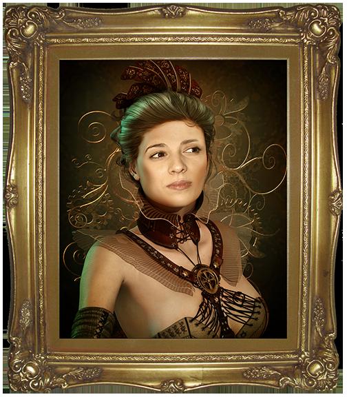 Empress Satine Von Stratten : Writer